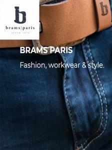 Brams Paris Jeans spijker broeken workwear